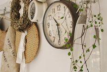 İnterior watch, Klokke, saat