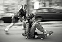 Shutterspeed / Panning, long exposure, freeze photography