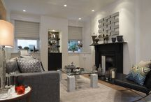 HAMPSTEAD, LONDON / LONDON RESIDENCE REFURBISHED AND INTERIOR DESIGNED BY CASA ALTA DESIGN