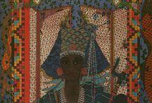 Divinités & mythologies afro