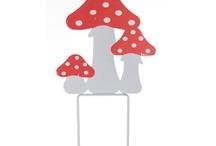 Mushrooms / by Elvira Franco