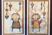 PaperArtsy Elena Zinski