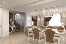 Наши работы: Частный дом / Дизайн проект частного дома Автор проекта Елена Агафонова