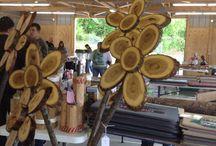 Wood cutouts