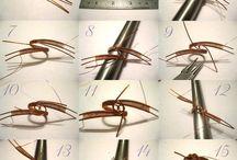 tutorial wire jewelry