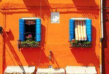 En COLORES / Color en la fotografía  / by Mike Laciar