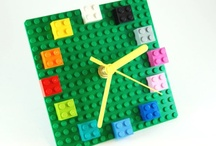 Legoklokke