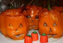 Halloween BBQ Ideas / by Angie Gunn