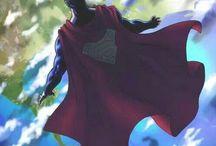 Krypton / El hijo de Krypton y sus aliados