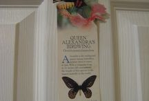 Queen Alexandra Room at Butterfly Creek / Rooms at Butterfly Creek B&B - Pictures of the Queen Alexandra Room