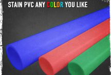 PVC Art Craft / Anything crafty with PVC