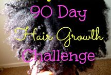 Hair growth challenges