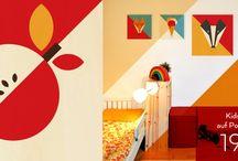 Kids posters / Schöne Poster fürs Kinderzimmer – von Abenteuerlich bis Geometrisch …