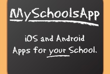 Personalised iPhone and Android Applications for your school.  / Tap into your school community! Reaching over 90% of households, these mobile applications establish a meaningful link between schools, parents and communities.