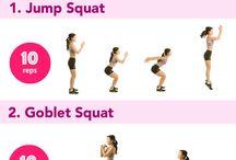 Hourglass figure workouts