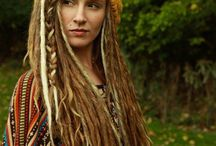 Hair things / Hair color, cut and dreads / by Gianna Rose Reynolds