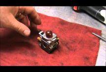 Carb repair