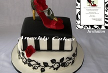 Aneshly Cake Style / We love creating cakes around the latest fashions from high heels to handbags, sunglasses to lipstick. We have created cakes from fashion, or Sweet 16 to the 30 and fabulous and beyond. Fashionable mommies aren't left out.