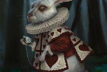 Alice in W: Rabbit / Alice in wonderland