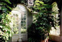 Espen's Nursery / Garden conservatory theme