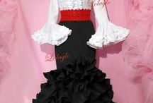 Ropa flamenca y complementos