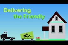 It's Bin Fun! / It's a Green Theme With Bin There Dump That's Residential-Friendly Dumpster/Bin Rental Services