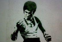 Stencil / #stencil / by Erdem Es