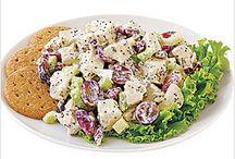 Soup, Salad, Sides, & Spice / by Janna Fowler-Bogert