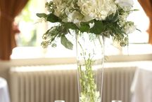 Beautiful floral displays