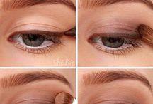 Silmämeikkiohjeet