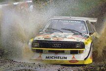 Rallye Cars/Sport Cars
