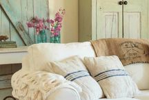 Farmhouse style / by Vickie Cooperider