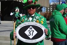 St Patrick's Day Parade / Grand Rapids 2014