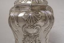 Argint & Argintate, Aur & Aurite / Obiecte din argint si argintate