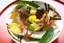 和食-washoku- / 和食に関するもの。