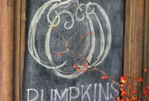 Chalkboards / by Deonna Hotovec