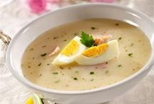 Pyszne świąteczne zupy/ Easter delicious soup / by WINIARY