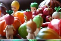 Sonny Angel Vegetables / Légumes