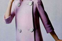 Mode année 60