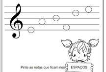 Atividades Música