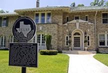 Houston Historic Districts