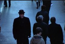 Film Scenes 1 - Following / Scenes from films which involve following, surveillance or watching