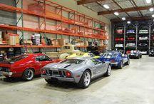 Garages!