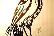 halcones tatto