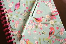stationery / love a new bit of stationery, anything pens, pencils especially a brand new waiting to be used notebook