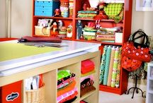 My dream of sewing room