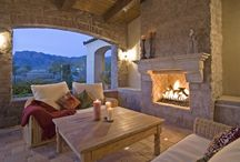 Outdoor sitting area / Outdoor furniture