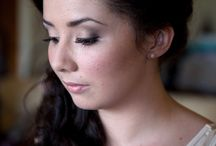 Wedding Hairstyles / Photographs of wedding hairstyles by Marion Jonkers Photography