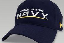 Navy Hats we ♥
