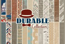Durable Collection / by Authentique Paper
